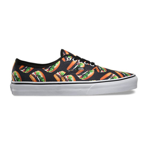 Zapatos Vans Authentic Late Night Black Hamburgers