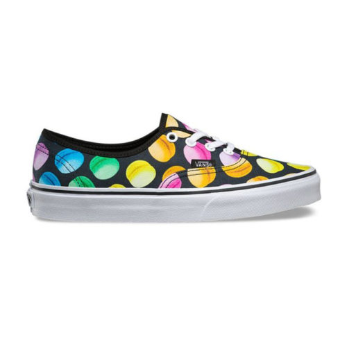 Zapatos Vans Authentic Late Light Black Macaroons