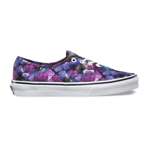 Zapatos Vans Authentic Digi Floral Multi True White