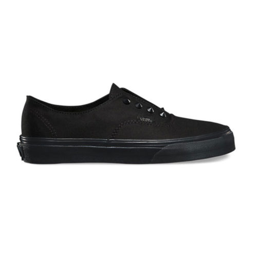 Zapatos Vans Authentic Gore Stud Black