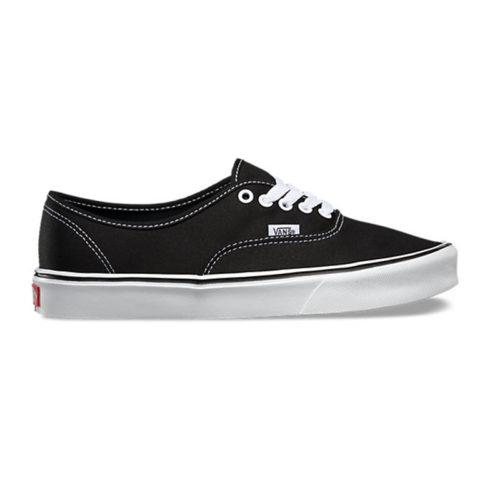 Zapatos Vans Authentic Black