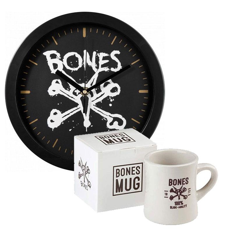 Combo Bones Reloj + Mug