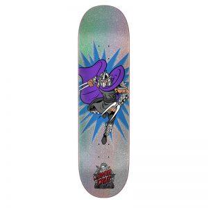 Tabla Santa Cruz x Tortugas Ninja Shredder 8
